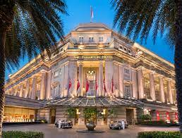Fullerton Hotel for Your Convenient Holiday or Business Trips